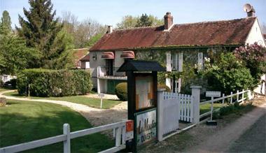 Hôtel Le Moulin De La Coudre à Venoy