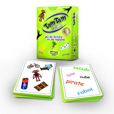 TamTam boite+cartes