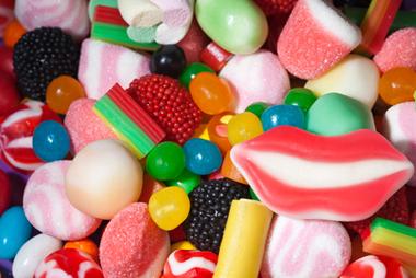 Assortiment bonbons