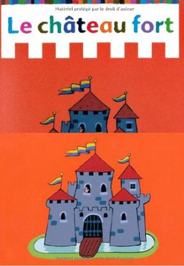 Couv Le chateau fort Bayard