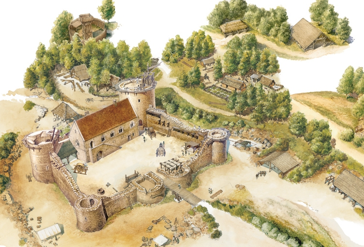 dessin_chateau_guedelon
