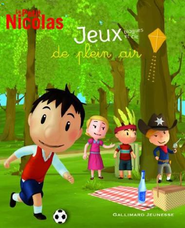 Jeux De Plein Air Le Petit Nicolas