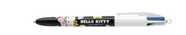 BIC HELLO KITTY 4 COLORS