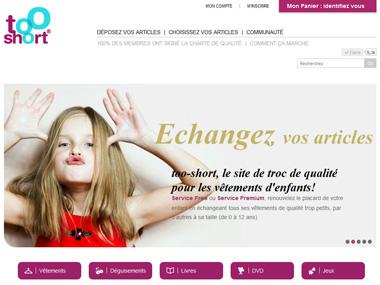too-short homepage