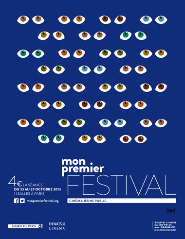 affiche Mon Premier Festival 2013