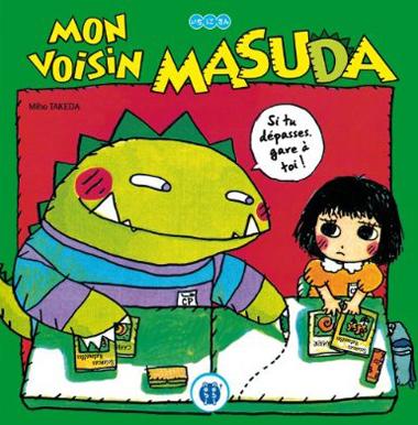 couv Mon voisin Masuda