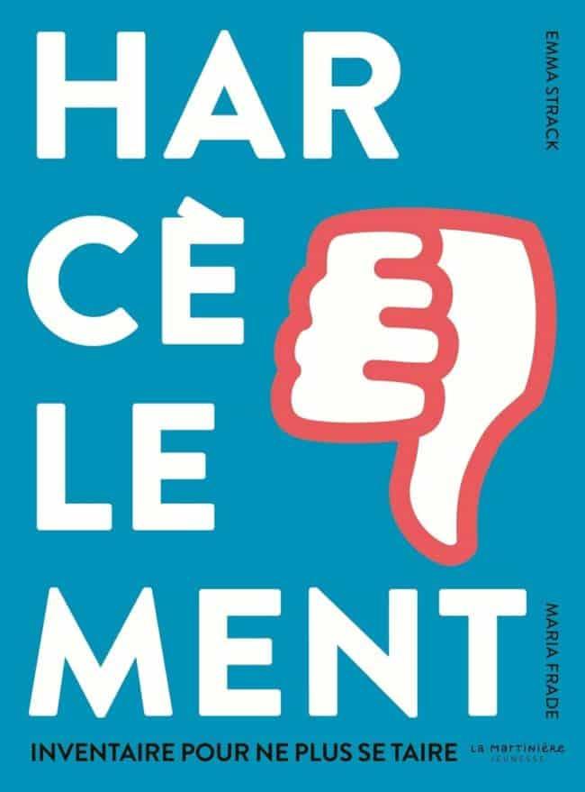 Harcèlement, inventaire pour ne plus se taire, La Martinière jeunesse