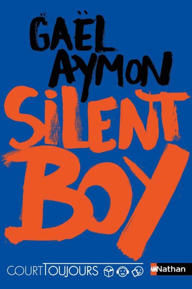 Silent Boy, roman ado sur le harcèlement chez Nathan