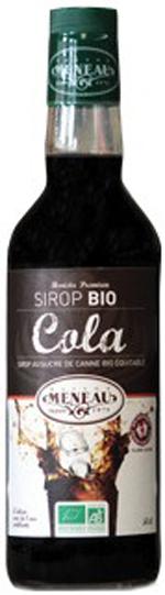 sirop cola Meneau