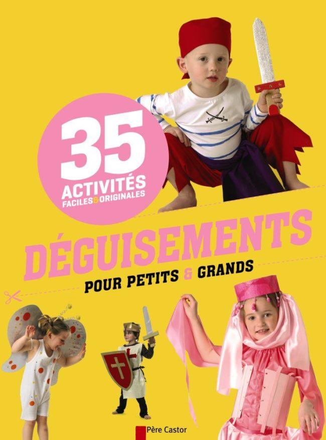 35 idées de déguisements pour petits et grands