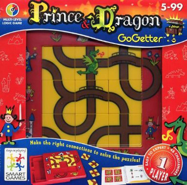 Gogetter Prince Et Dragon