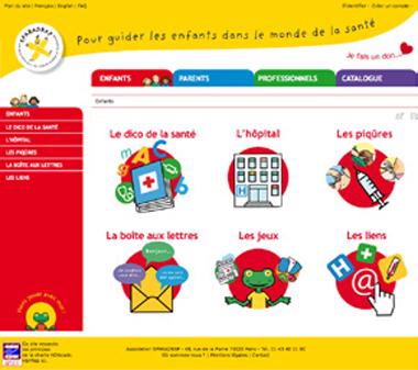 Le Dico De La Sante sur Sparadrap.org