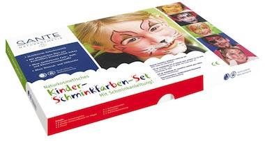 Maquillage enfant SANTE NATURKOSMETIK Kit boite