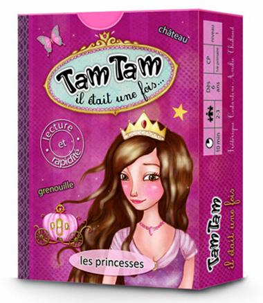 Tam Tam boite princesses