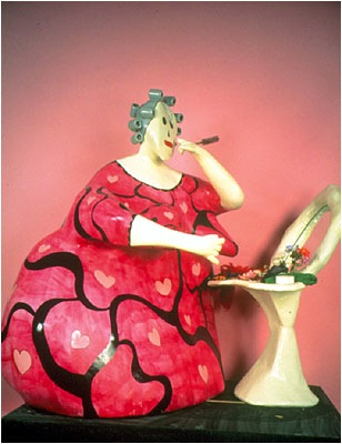 © Niki de Saint Phalle, Adagp
