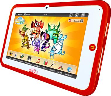 Tablette enfant KidsPad3 VideoJet 1