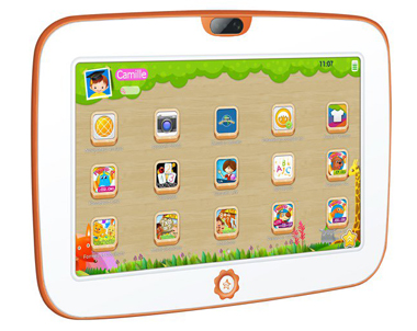 Tablette-tactile-enfant-Tekniser-Kid-Tab