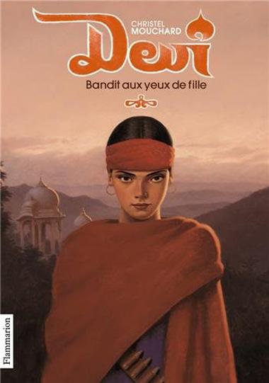 couverture Devi Bandit Aux Yeux De Fille