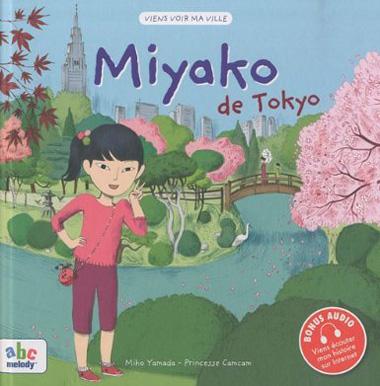 couverture Miyako De Tokyo