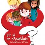 Des dessins animés sur le harcèlement à l'école