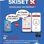 Localisez vos enfants sur les pistes grâce à Ma P'tite Balise by SKISET