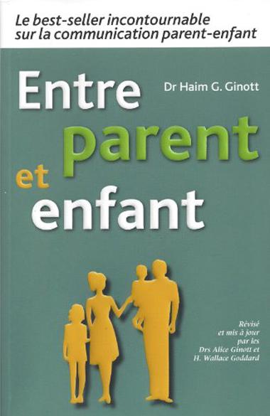 Couverture Entre Parent Et Enfant