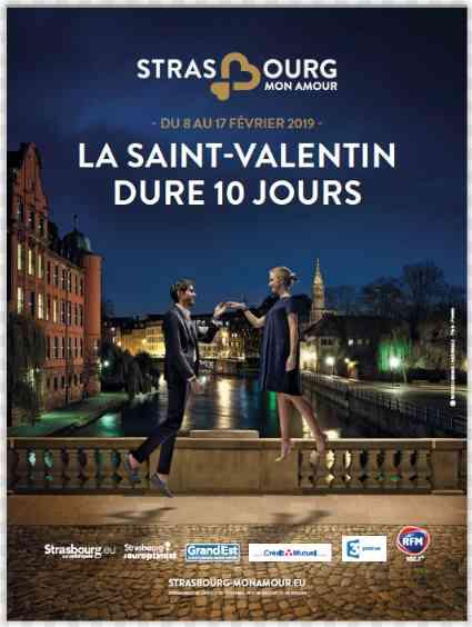 Strasbourg mon amour 2019