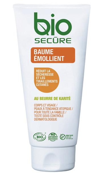 Baume Emollient 200 ml Bio Secure