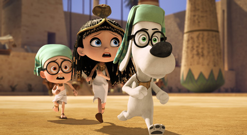 M.Peabody And Sherman