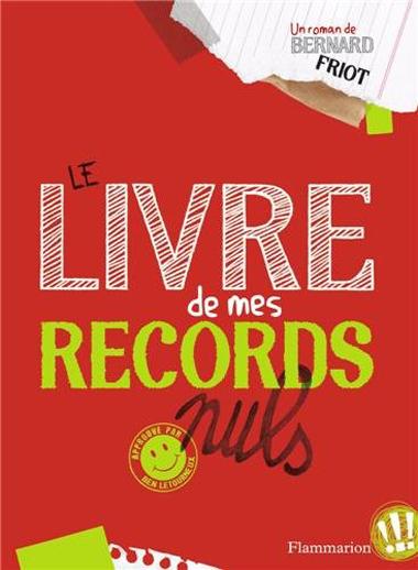 Couv Le Livre De Mes Records