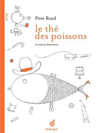 Couv Le Thé Des Poissons