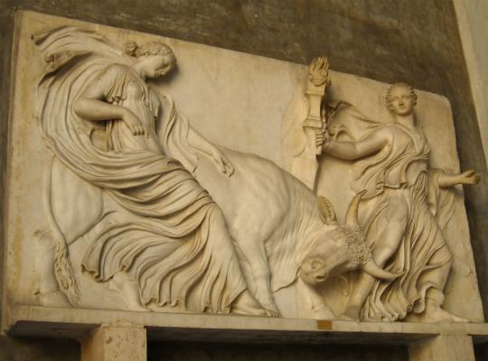 Sculpture à Rome