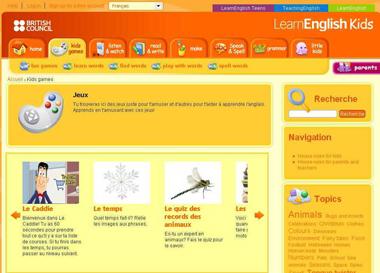HomePage_LearnEnglishKids