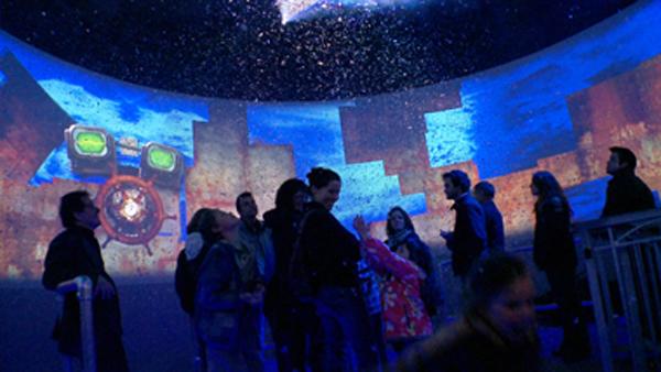 L'Odyssée des Bâtisseurs - Spectacle à 360° Aquavolt