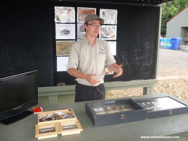 PNR de la Pointe-Taillon - Animation guide naturaliste