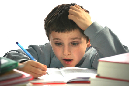 devoirs d'école