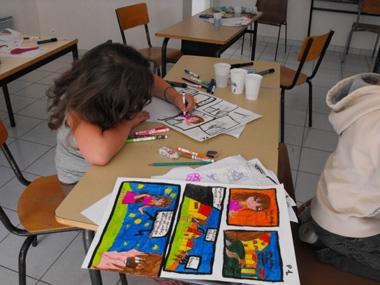 SILC-sejour-linguistique-bande-dessinee