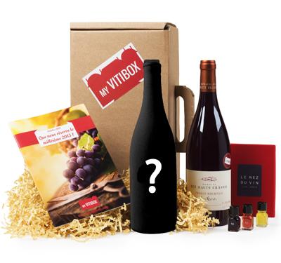 My Vitibox, coffret de grands vins sur abonnement
