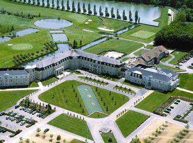 Dolce Chantilly hôtel 4 étoiles