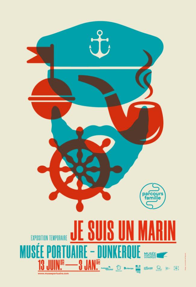 expo Je suis un marin au Musée Portuaire de Dunkerque