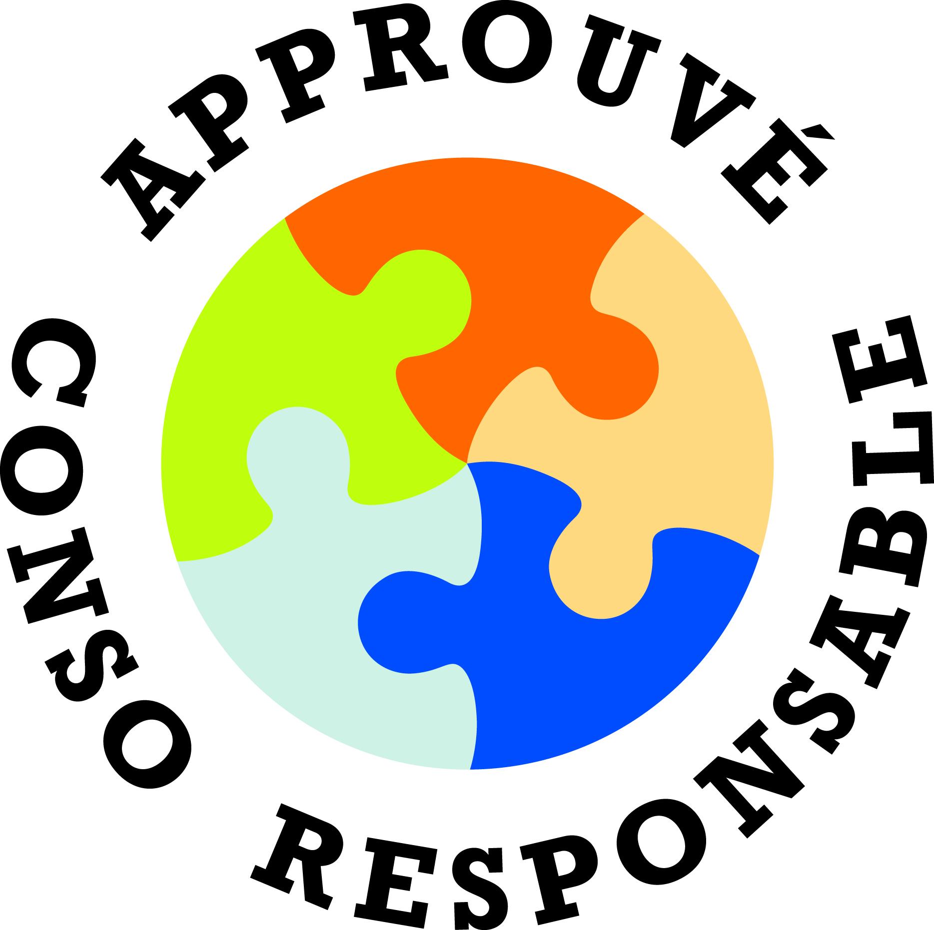 Logo Approuvé Conso Responsable