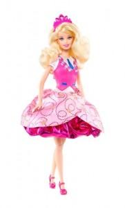 A partir de 6 ans, les petites filles adorent les poupées et en particulier Barbie