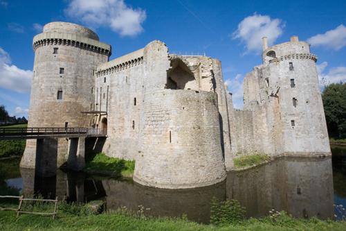 Chateau de la Hunaudaye - Cdts Chateau de la Hunaudaye (1)