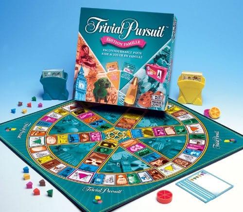 Trivial Pursuit Famille