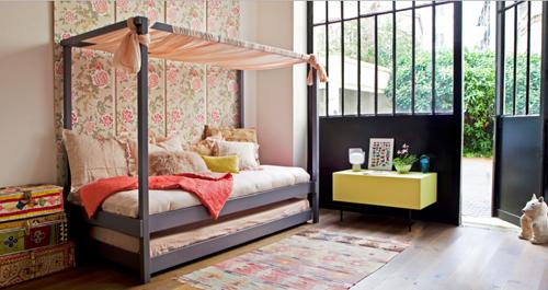 Chambre d 39 enfant et d 39 ado astuces rangement et gain de place for Optimiser rangement chambre