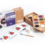 Namaki Cosmetics propose des kits de maquillage bio pour enfants