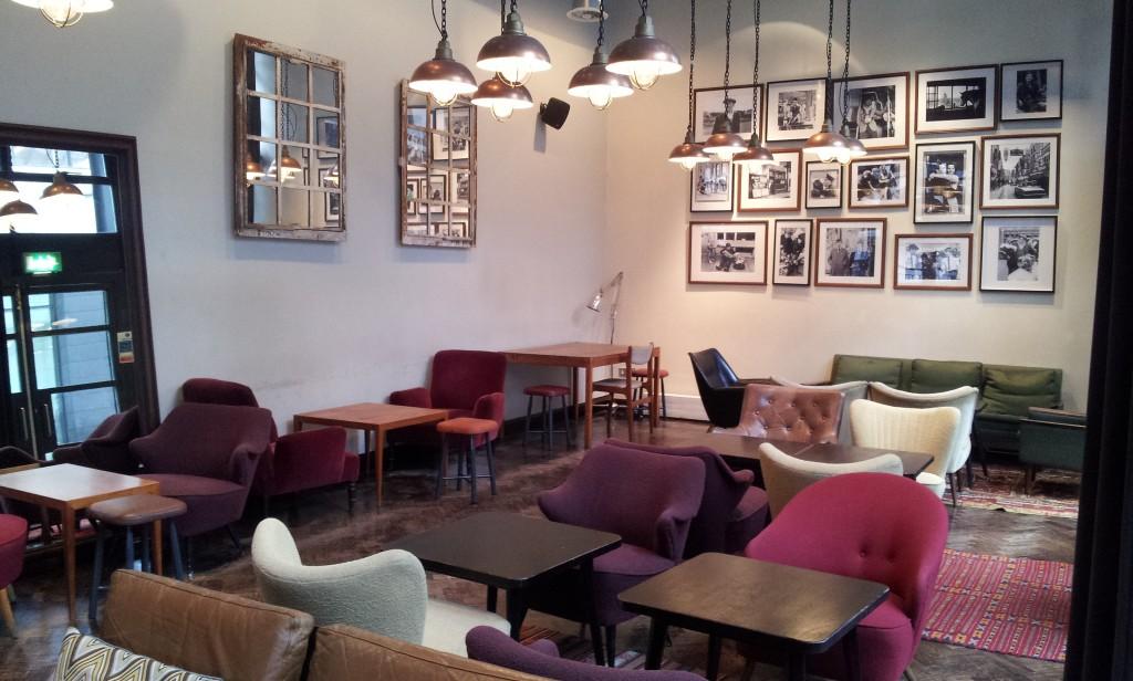 London Wall Bar and Kitchen