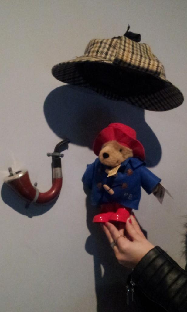Visite de l'exposition Sherlock Holmes au Museum of London