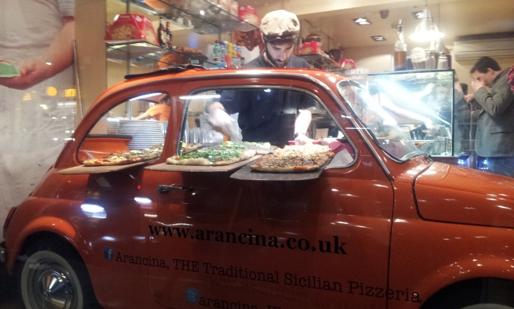 Pizzeria Notting Hill