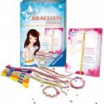 Loisirs créatifs pour enfants : la folie des bracelets !